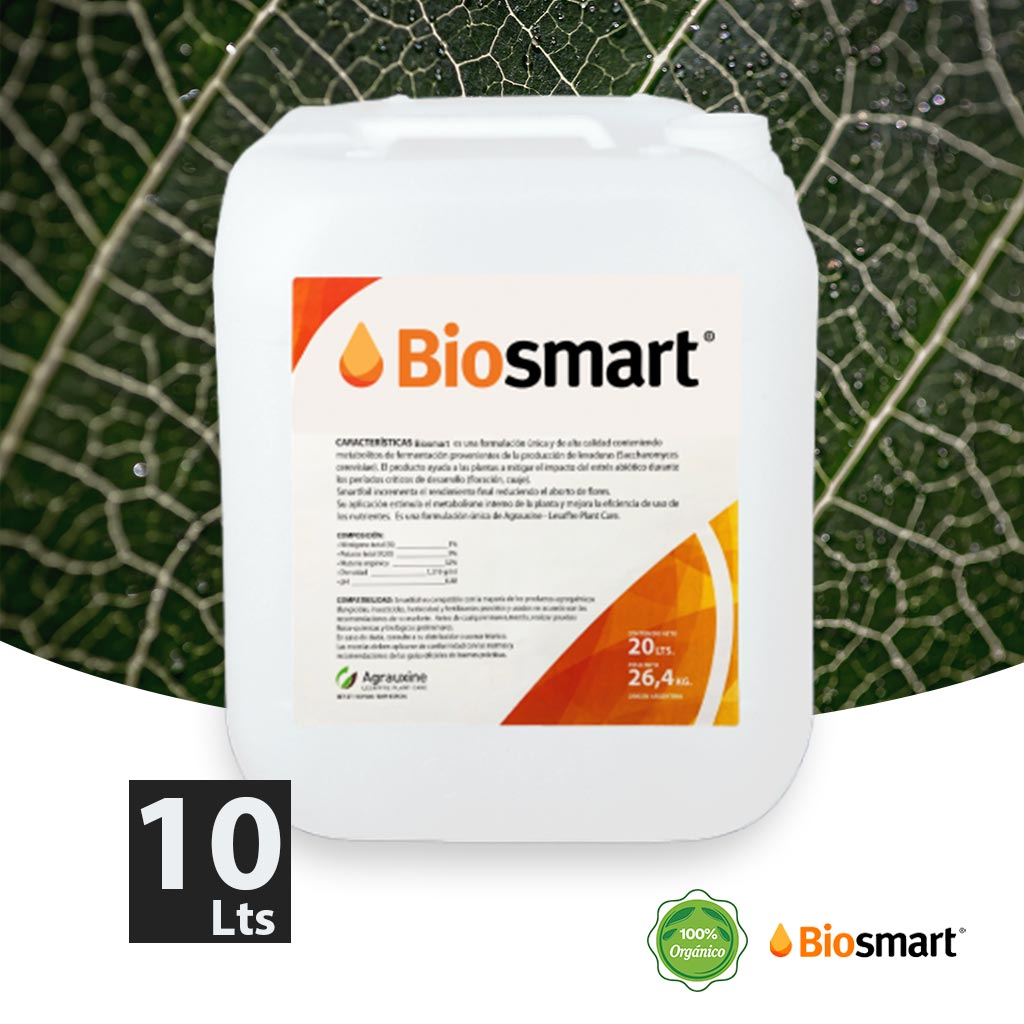 Bioestimulante Biosmart 10 Lts.