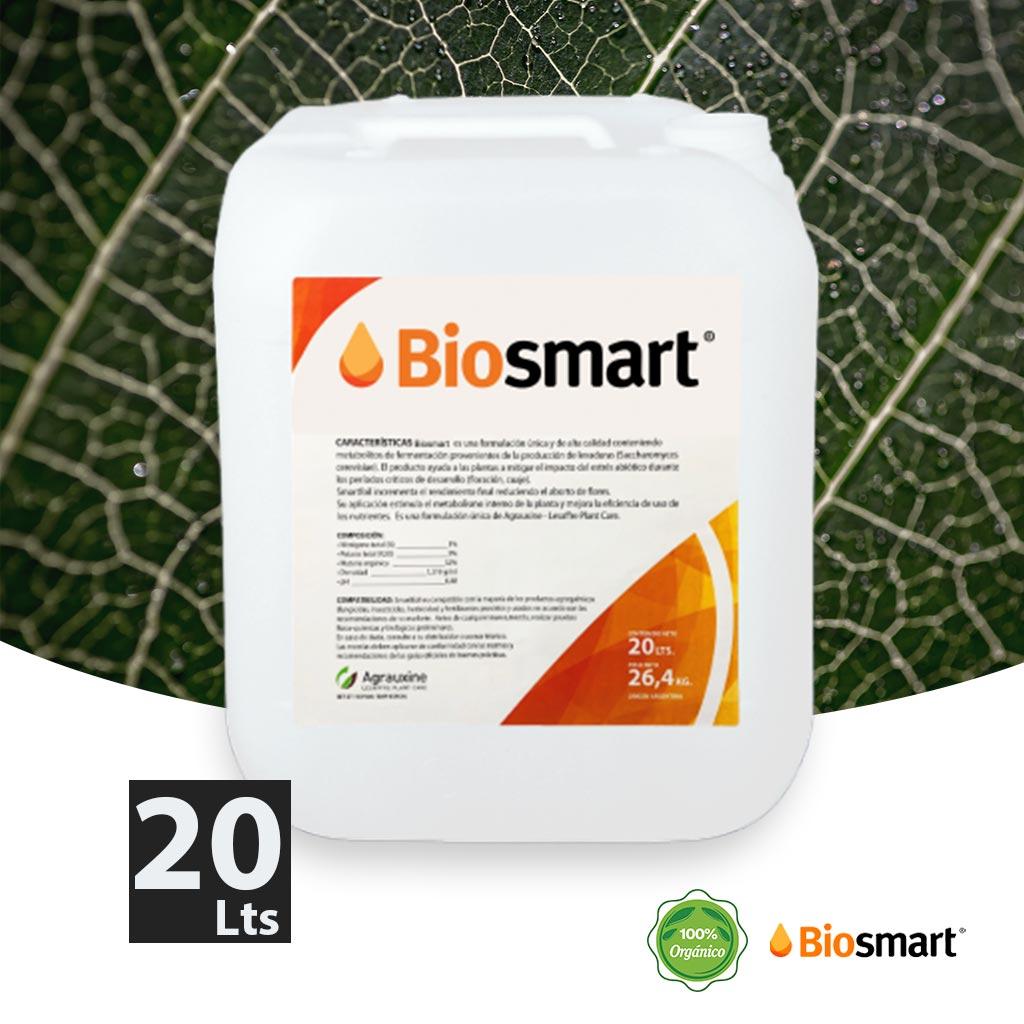 Bioestimulante Biosmart 20 Lts.