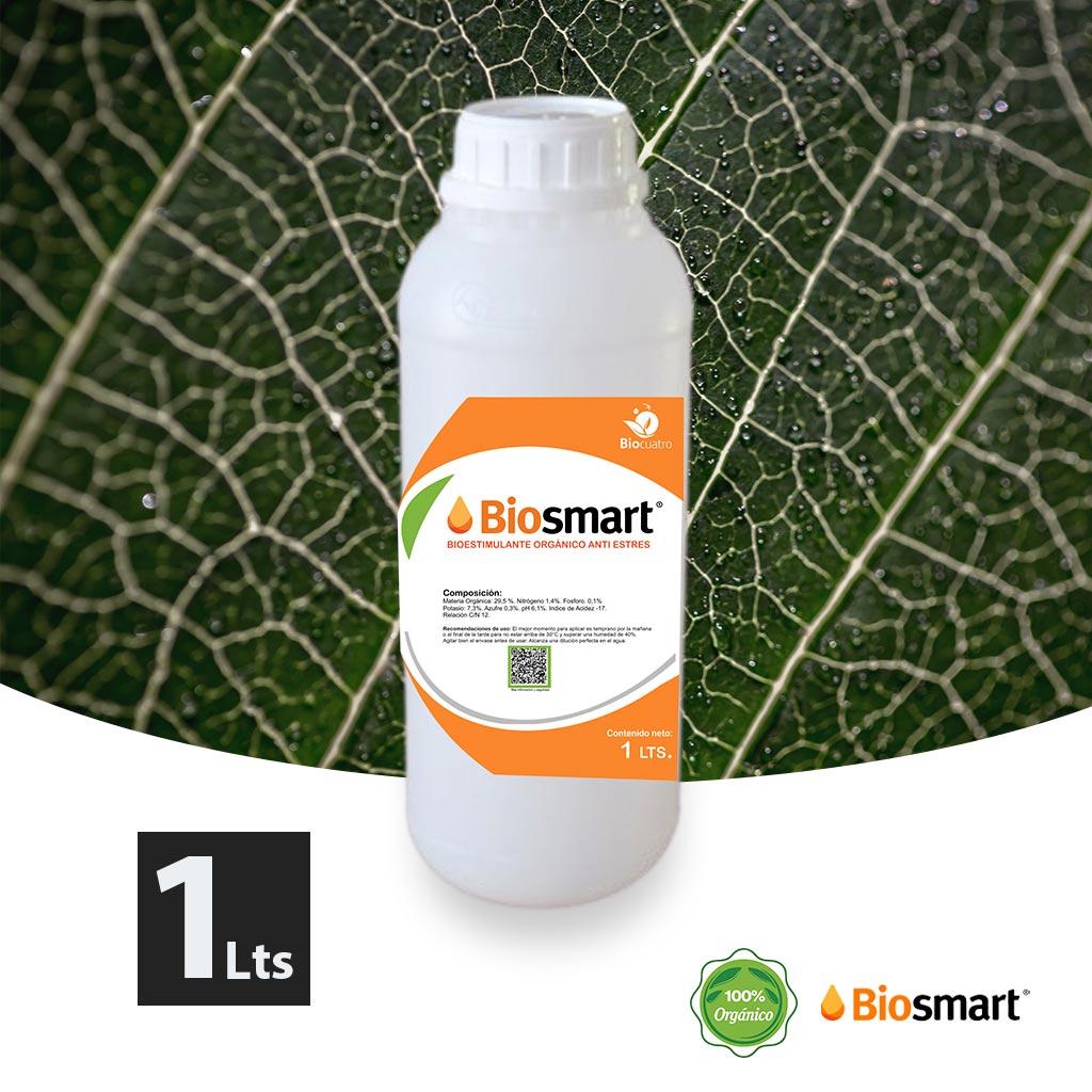 Bioestimulante Biosmart 1 Lt.