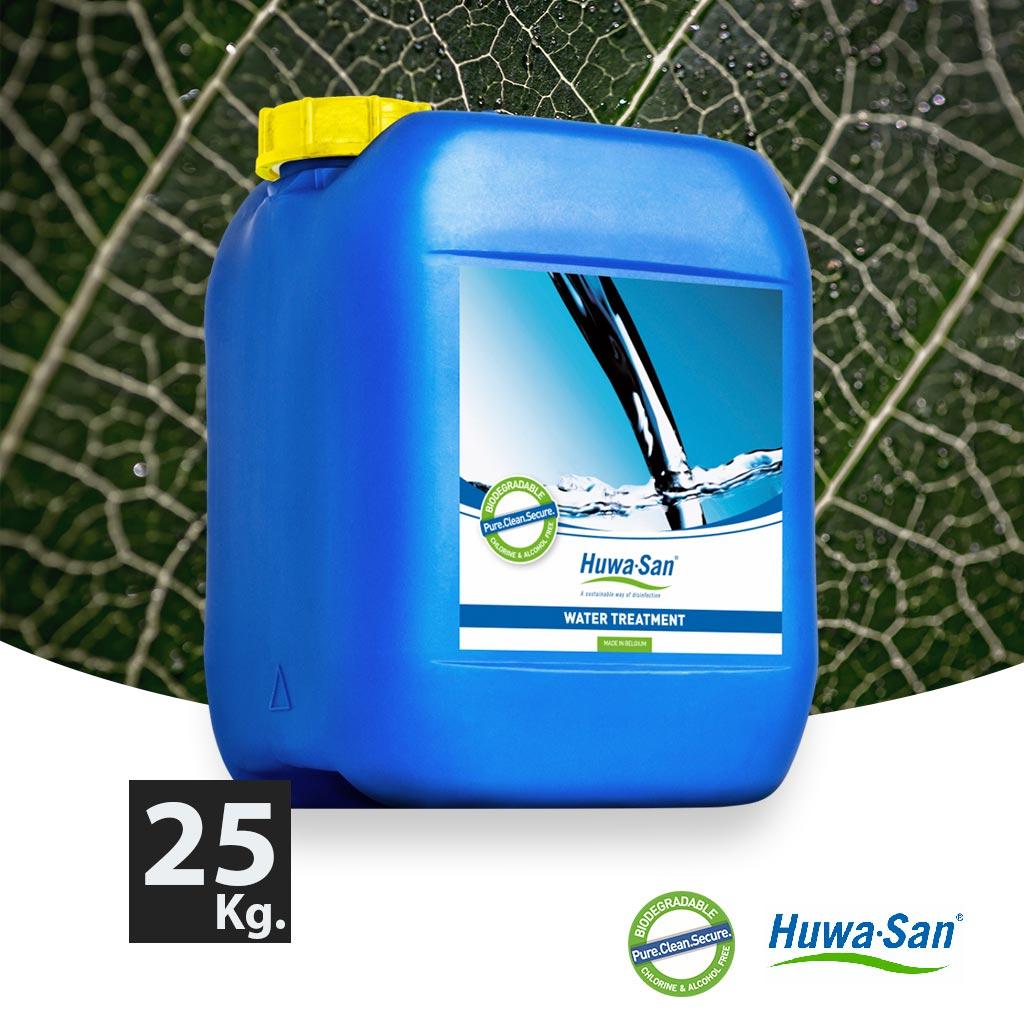 Desinfectante HUWA-SAN® 25 kg.