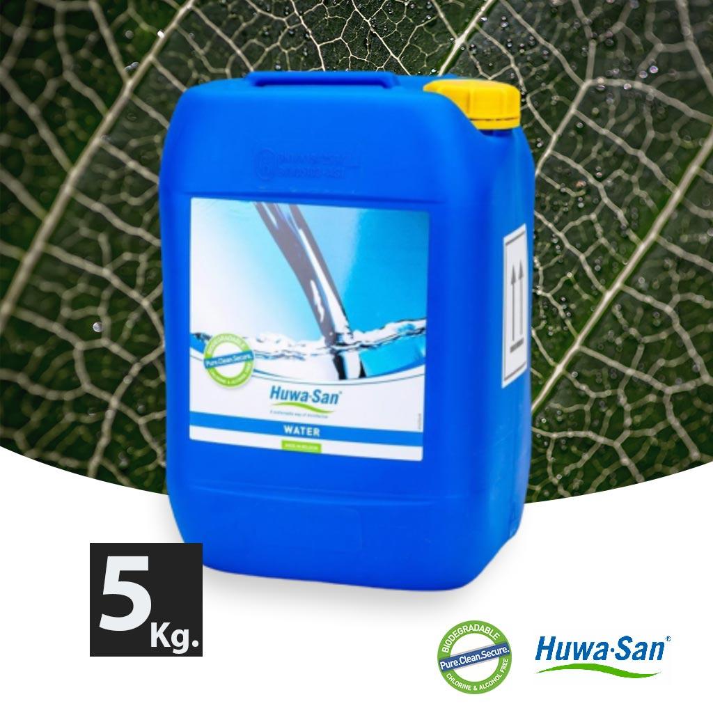 Desinfectante HUWA-SAN® 5 kg.